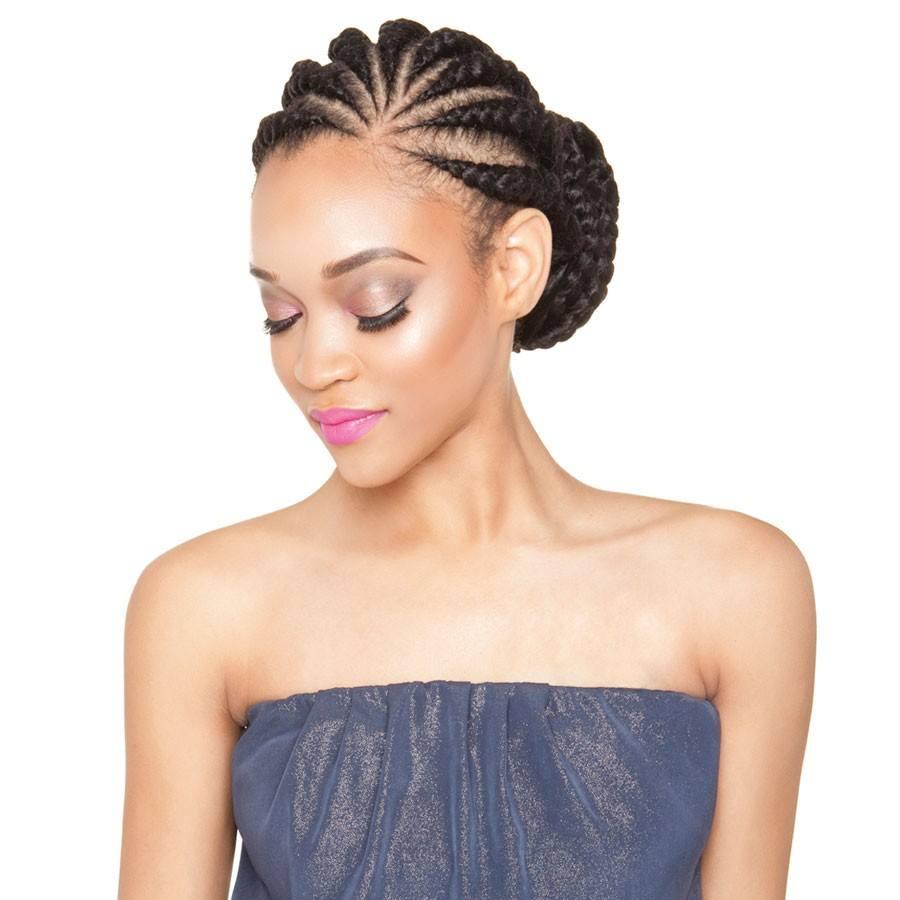 Formas modernas de peinados para pelo afro Galería de cortes de pelo Ideas - PEINADOS AFRO!!   asomecosafro